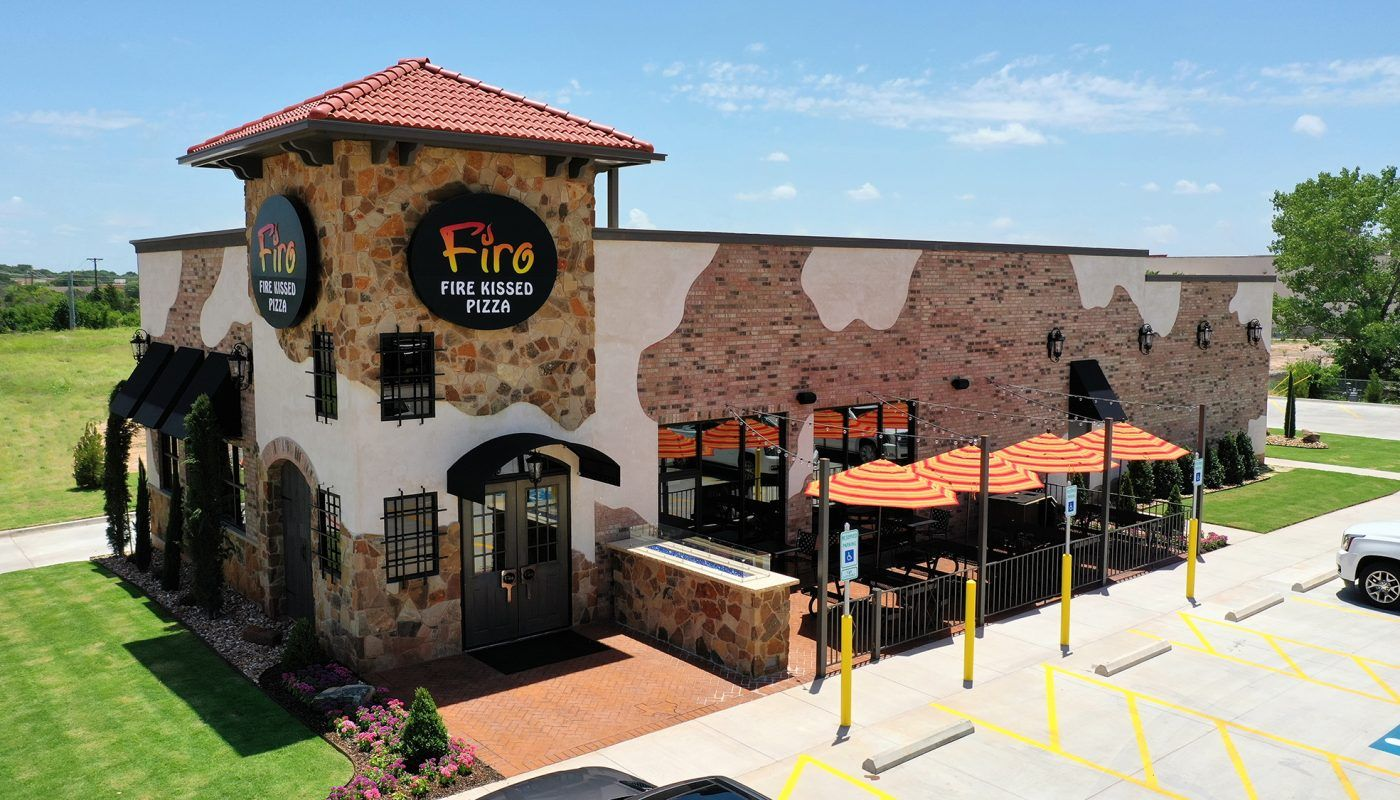 Firo Artisan Pizza - Wichita Falls, TX Exterior